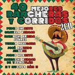 40 mejores rancheras y corridos - 2 CDs