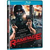Rampage: Francotirador en libertad - Blu-Ray