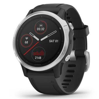 Smartwatch Garmin Fénix 6S Plata/Negro