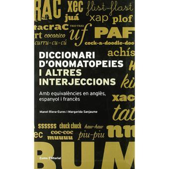 Diccionari d'onomatopeies i altres interjeccions