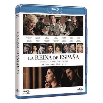La reina de España - Blu-Ray