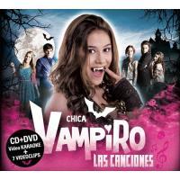 La chica vampiro (CD + DVD + Karaoke)
