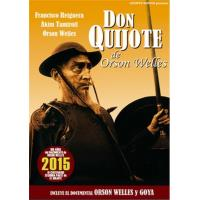 Don Quijote de Orson Wells - DVD