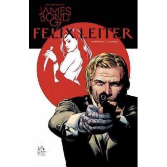James Bond 4. Felix Leiter