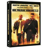 Dos policías rebeldes 1-2 - DVD