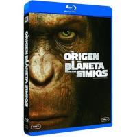 El origen del planeta de los simios - Blu-Ray