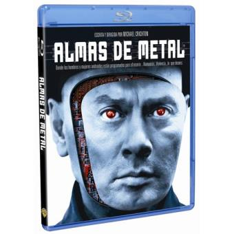 Almas de metal - Blu-Ray