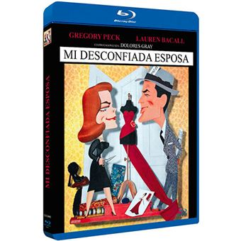 Mi desconfiada esposa - Blu-Ray