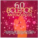 60 boleros antologicos (3cd)