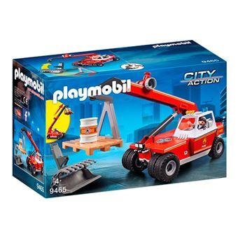 Playmobil City Action Elevador
