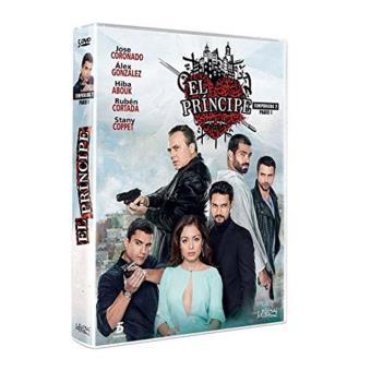 El príncipe  Temporada 2 - 1ª Parte - DVD