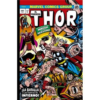 El Poderoso Thor 6. La batalla a las puertas