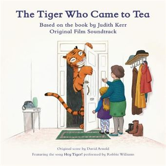 The Tiger Who Came To Tea B.S.O.