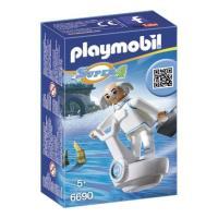 Playmobil Super 4 Dr. X