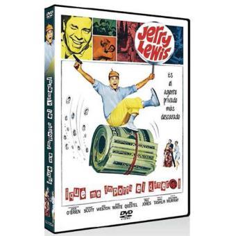 ¡Qué me importa el dinero! - DVD