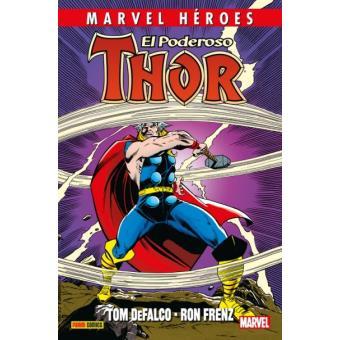 Marvel Héroes 83. El poderoso Thor