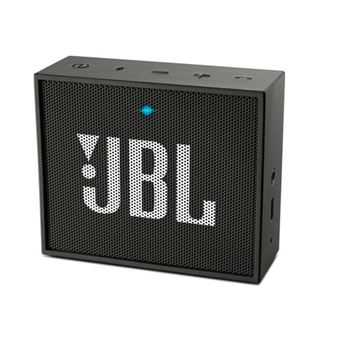 Altavoz bluetooth JBL GO Negro