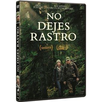 No dejes ningún rastro - DVD