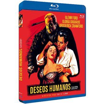 Deseos humanos - Blu-ray