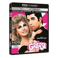 Grease - UHD + Blu-Ray