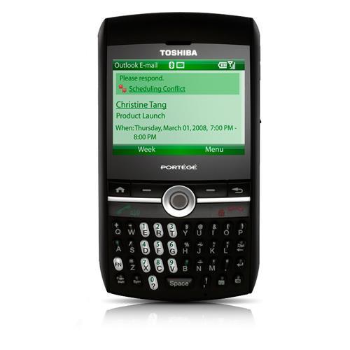 Toshiba G710 Smartphone