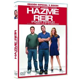 Hazme reír (Funny People) Ed Especial - DVD