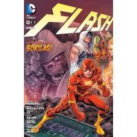 Flash 4 La guerra de los gorilas. Nuevo Universo DC