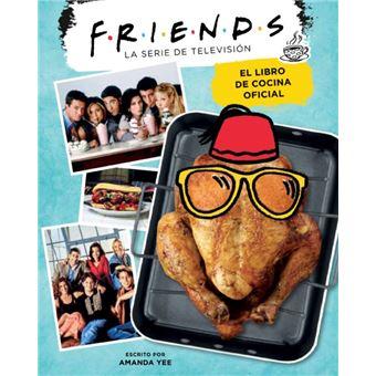 Friends-el libro de cocina oficial