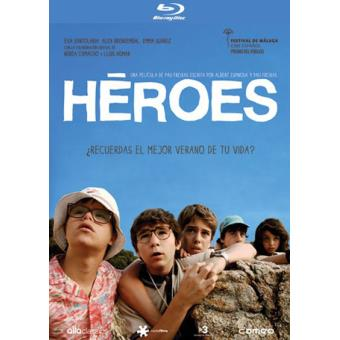 Héroes - Blu-Ray