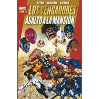 Los Poderosos Vengadores - Nº09: Asalto a La Mansion