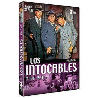 Pack Los intocables (1960-1961) Vol. 2 - DVD