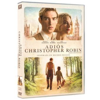 Adiós Christopher Robin - DVD