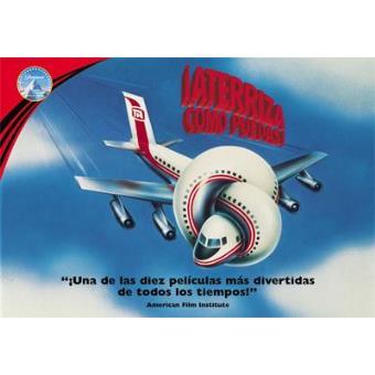 Aterriza como puedas - DVD Ed Horizontal