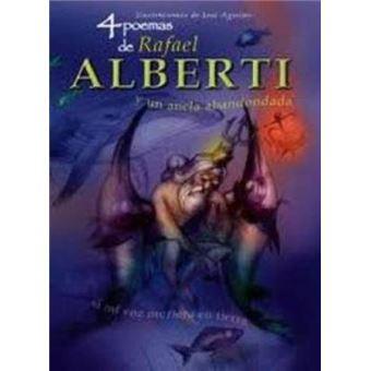 4 poemas de Rafael Alberti y un ancla abandonada