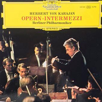 Verdi - Opern - Intermezzi - Vinilo