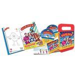 Fiesta Party + DVD + Cuaderno colorear
