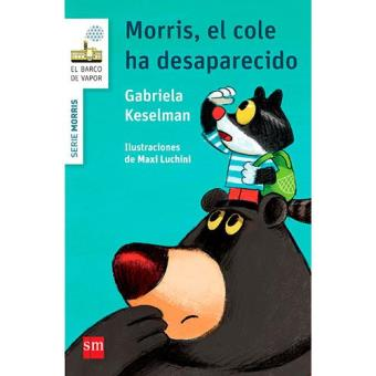 Morris, el cole ha desaparecido