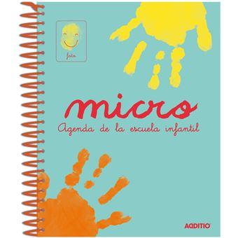 Agenda Micro Additio para Educación Infantil