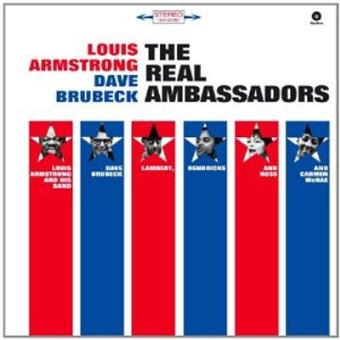 The Real Ambassadors - Vinilo