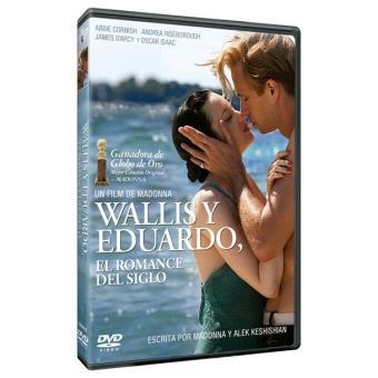 Wallis y Eduardo: El romance del siglo - DVD