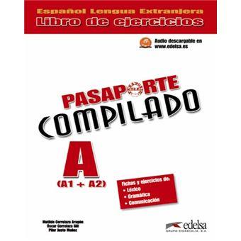 Pasaporte compilado (A1+A2) - libro de ejercicios