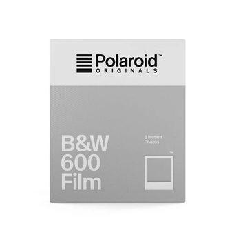 Película Polaroid Blanco y Negro 600