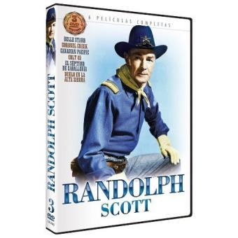 Pack Randolph Scott - DVD