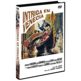 Intriga en Venecia - DVD