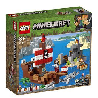 La Minecraft Aventura Pirata Lego Barco Del gb6vf7IYy