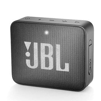 Altavoz Bluetooth JBL GO2+ Negro