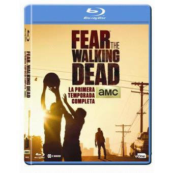 The Walking DeadFear The Walking Dead - Blu-Ray Temporada 1