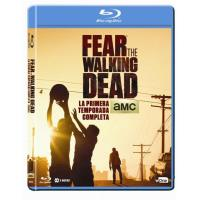 Fear The Walking Dead - Blu-Ray Temporada 1