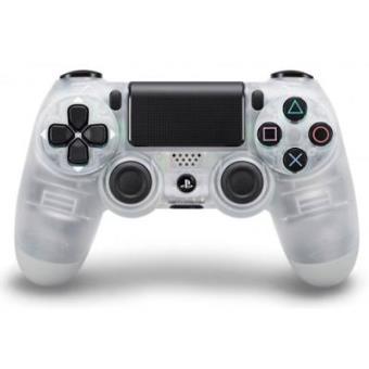 Mando Sony DualShock 4 Cristal PS4