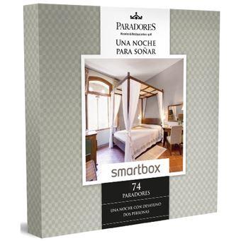 Caja regalo Smartbox  - Paradores: Una noche para soñar